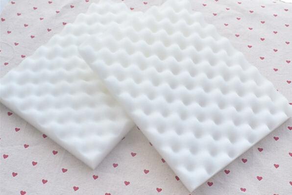 2pcs foam pads for flower petals Fondant Cake sponge sprinkles shaping pad cake decorating tools(China (Mainland))