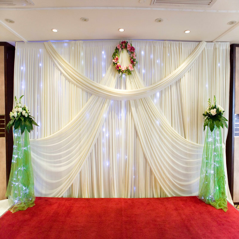 buy wedding decoration 1 5 10m wedding