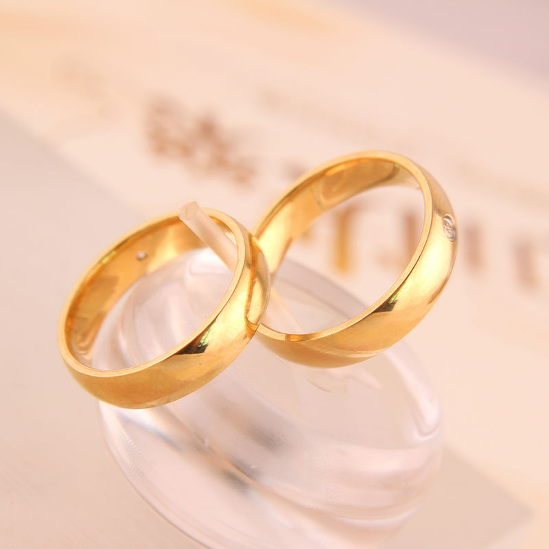 free shopping Lovers ring fashion silver jewelry ring for lovers pair rings wedding ring(China (Mainland))