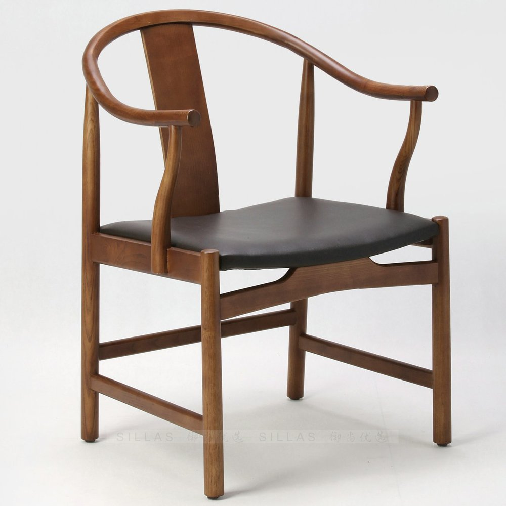Scandinavian designers chinese danish wood armchair chair for Wood in chinese
