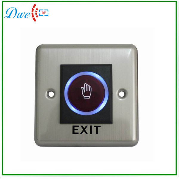 Free shipping  New fashion Recordable no touch close distance emergency exit door open button<br><br>Aliexpress