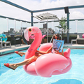Mattress Water Gigantic Pink Flamingo Pool Inflatable Floats Pool Toys Swimming Float Adult Floats Inflatable 150cm