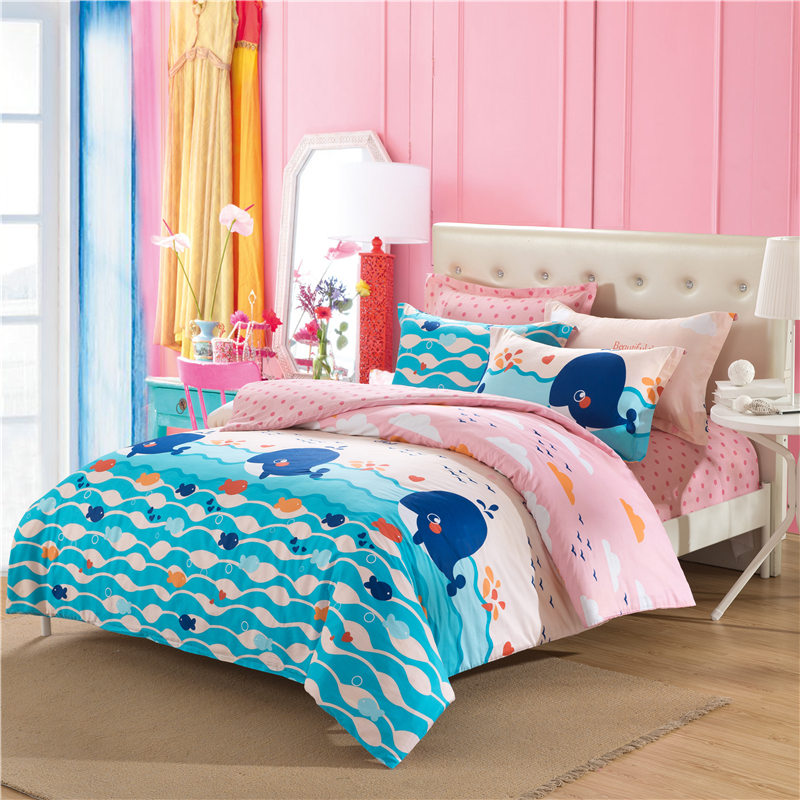 popular whale bedding buy cheap whale bedding lots from china whale bedding suppliers on. Black Bedroom Furniture Sets. Home Design Ideas