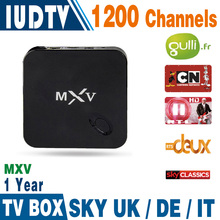 European IPTV Apk,1200+Channels,>100HD Sky Italy Channels With All Latest HD Movies, 1 Year Free Watch, The Best Iptv Box