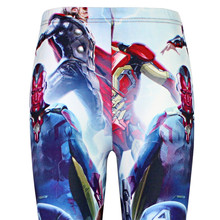 The Avengers Captain America Leggings