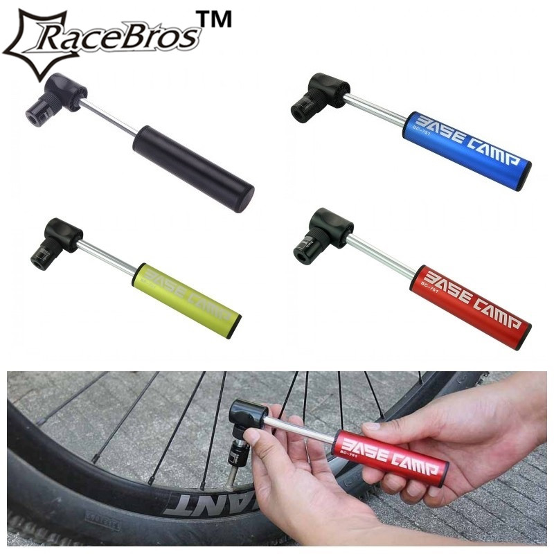 Mini Portable Aluminum Alloy Bike Pump Urltra-Light Bicycle Air Pump New Fashion durable bicycle pumps bicycle cycling hand pump(China (Mainland))