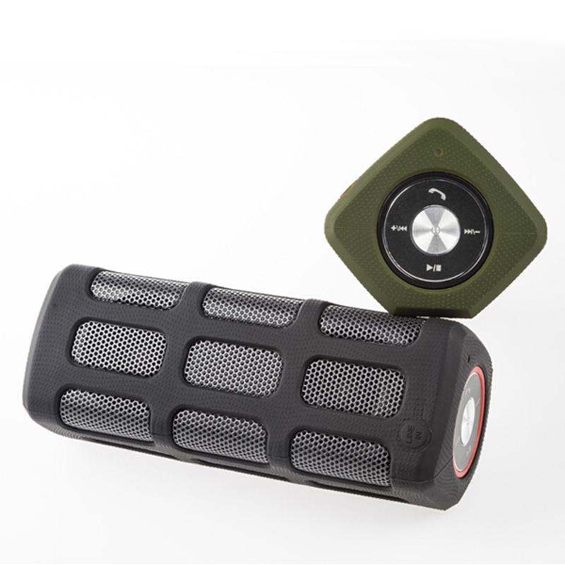 7000mAh waterproof portable stereo blue tooth speaker,power bank speaker Quality Assured<br><br>Aliexpress