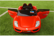 2016 hot Ride on Children's electric car can take four pairs of drive remote Bluetooth baby stroller toy car child swing(China (Mainland))