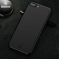 Baseus Matte Case For iPhone 7 Plus Ultra Thin Slim Clear Transparent Shell Coque PP Forsted