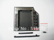 New SATA 2nd HDD SSD Hard Drive Disk Caddy Optical CD Bay Adapter for Asus K53SV