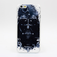 1196U Star Wars Darth Vader Spaceships Hard Case Transparent Cover iPhone 4 4s 5 5s 5c SE 6 6s Plus - ShenZhen Good Trade Co,Ltd store