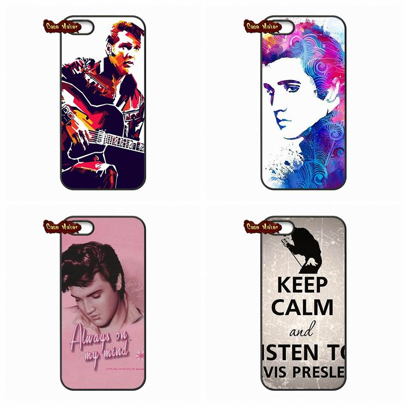 The King of Rock Roll Elvis Presley Cover Case For Huawei Ascend P6 P7 P8 P9 Lite Mate 8 Honor 3C 4C 5C 6 7 4X 5X G8 Plus(China (Mainland))