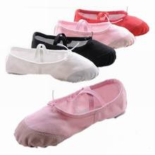 Buy Children Women Professional Ballet Pointe Dancing Shoes Lady Adult Ballet Dance Shoes Soft Sole Ballet Shoes 4 Colors Z635 for $3.50 in AliExpress store