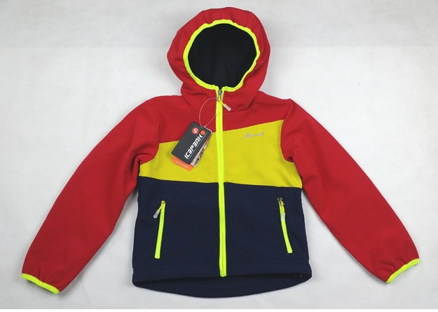 Finland ICE composite cashmere soft shell jacket kids snowsuit wholesale autumn Jackets for girls and boys children outerwear<br><br>Aliexpress
