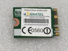 For Broadcom BCM943162ZP 802.11a/b/g/n/ac WIFI + Bluetooth 4.0 M.2  Wireless Card for IBM E450 E450c E550 E455 E555 FRU 00J473(China (Mainland))