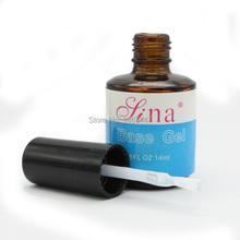 Free shipping 1pcs Acrylic UV Gel Set Adhesive Nail Gel  Nail Art Accessories Primer Base
