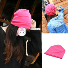 Spring Women Men Unisex Knitted Winter Cap Casual Beanies Solid Color Hip-hop Snap Slouch Bonnet beanie Hat