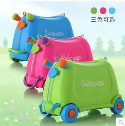 2015 Toy Box And Children's Furniture Toys Storage Box Cloth Bag Suitcase ride Cn Ride(China (Mainland))