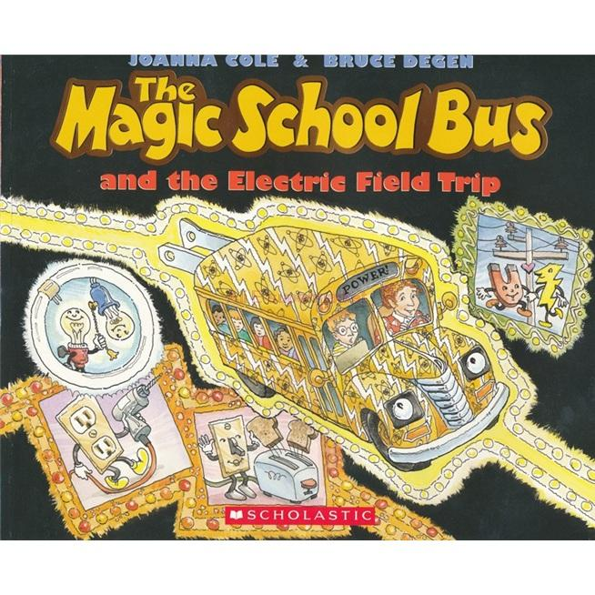 The Magic School Bus and the Electric Field Trip:(China (Mainland))