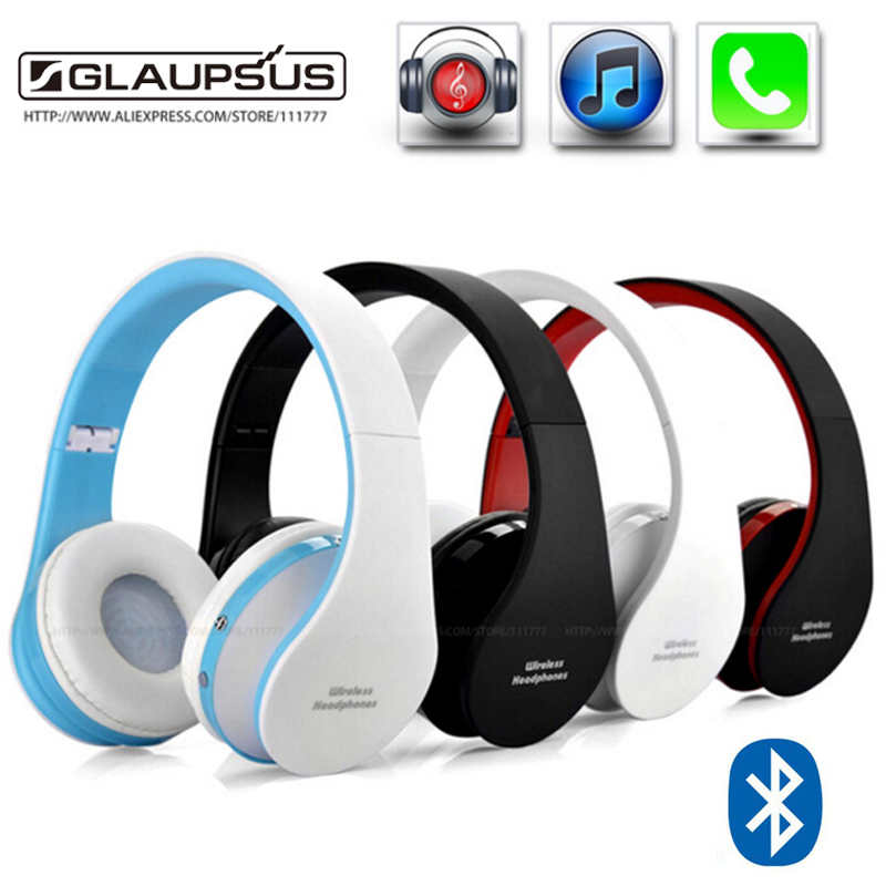 NX-8252 Stereo Casque Audio Mp3 Bluetooth Headset Wireless Headphones Earphone Head set Phone for iPhone 6 For Samsung Xiaomi(China (Mainland))