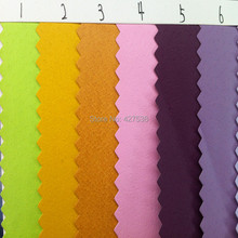 Faux pvc leather fabrics,  Artificial Leather for sewing DIY Material, 13 colors Synthetic Leather , High Quality Hide Wholesale(China (Mainland))