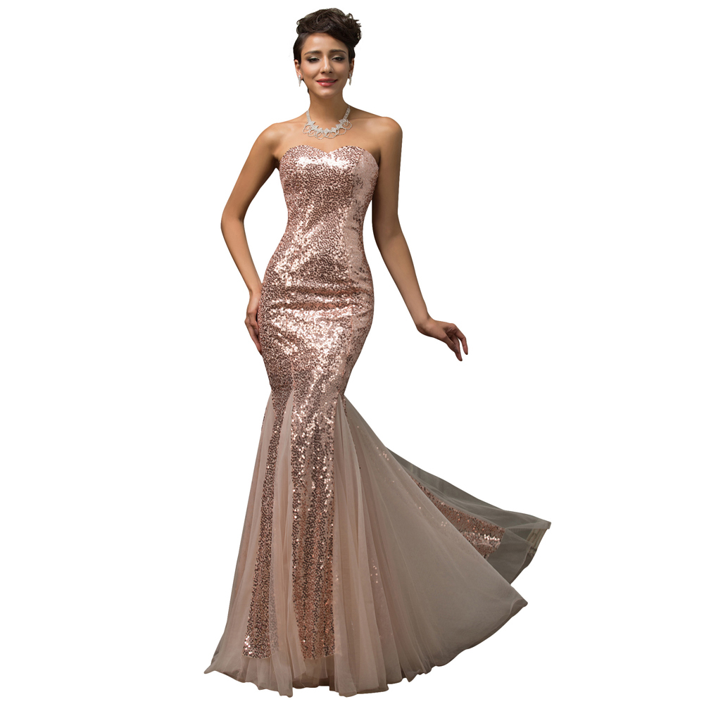 Fabulous Fast Delivery Dark Salmon Purple Long Mermaid ...