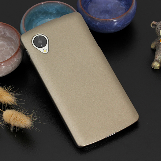For LG Nexus 5 Glossy Plastic Case Metallic Surface Ultra Thin Piano Painting Hard Cover For LG Google Nexus 5 E980 D820 D821(China (Mainland))