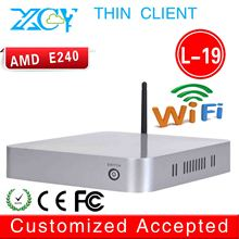embedded server mini pcs server mini cpu L-19 E240 1.5G HZ support 3G and WiFi (LBOX-525)  promotional price