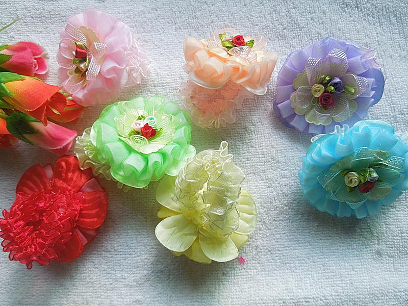 10pcs new design baby headband elastic headband bow bow hair bands hair accessories(China (Mainland))