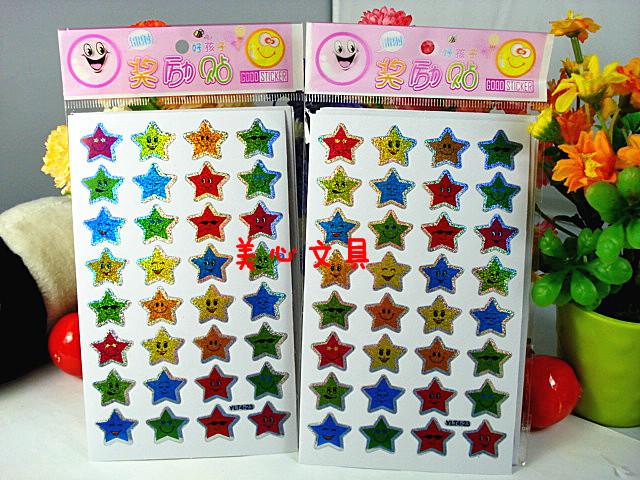 Офисные и Школьные принадлежности Sticker 10 A5 офисные и школьные принадлежности 1
