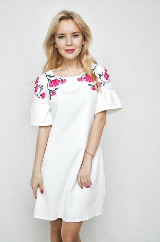 Женское платье White dress 2015 o vestidos LYA1394 женское платье women dress o vestidos 2015 summer dress