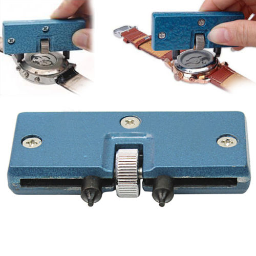 Watch Battery Change Back Case Cover Opener Remover Screw Wrench Repair Tool Kit(China (Mainland))