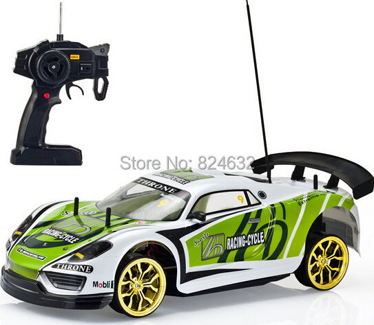 Newest 4WD 1:14 DRIFT RACER  remote control car/ drift racing car with With light/ Charging Free shiping<br><br>Aliexpress