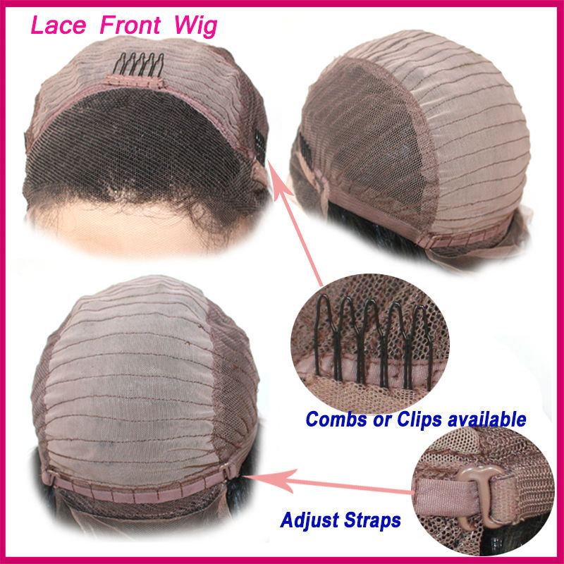 lace front wig 1