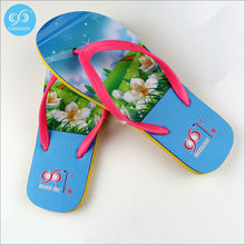 2016 Promotional Gifts Custom EVA logo flip flops Fashion Design free shipping welcome to order(China (Mainland))