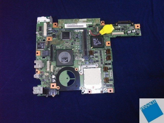 Motherboard FOR FUJITSU LIFEBOOK S2020  AMD  CPU  CP151550-z4 TESTED