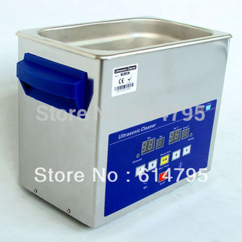 Derui dental ultrasonic cleaner with memory quick DR-LQ30 3L<br><br>Aliexpress