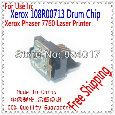 Use For Xerox Phaser 7760 Drum Chip,Use For Xerox Toner 108R00713 Drum,Drum Chip For Xerox 7760 Laser Printer Drum,Free Shipping<br><br>Aliexpress
