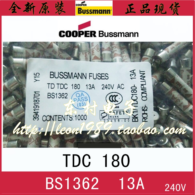 [SA] TDC 180 13A BS1362 fusible de cerámica 6x25mm fusible del enchufe Británico 6*25mm-100 unids/lote(China (Mainland))