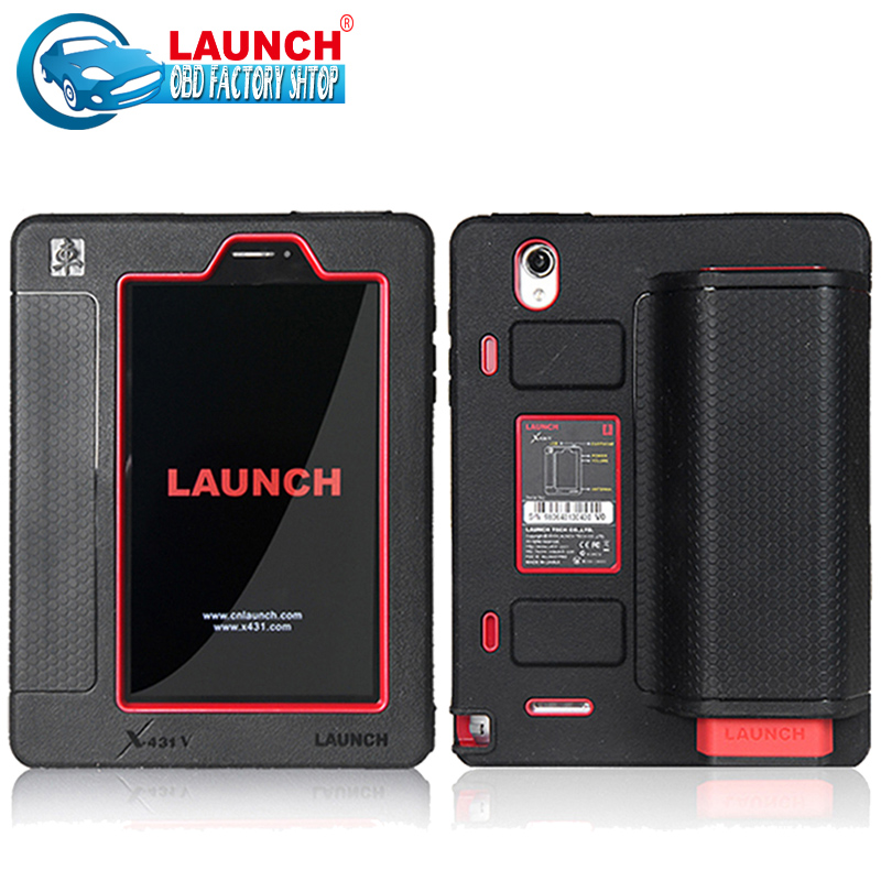 Original Launch X431 V Auto car diagnostic tool Free Update on Official Launch Website X-431 V Global Version(China (Mainland))
