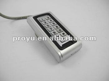 Hot Selling EM type METAL Waterproof IP68 Access Control S600EM-W