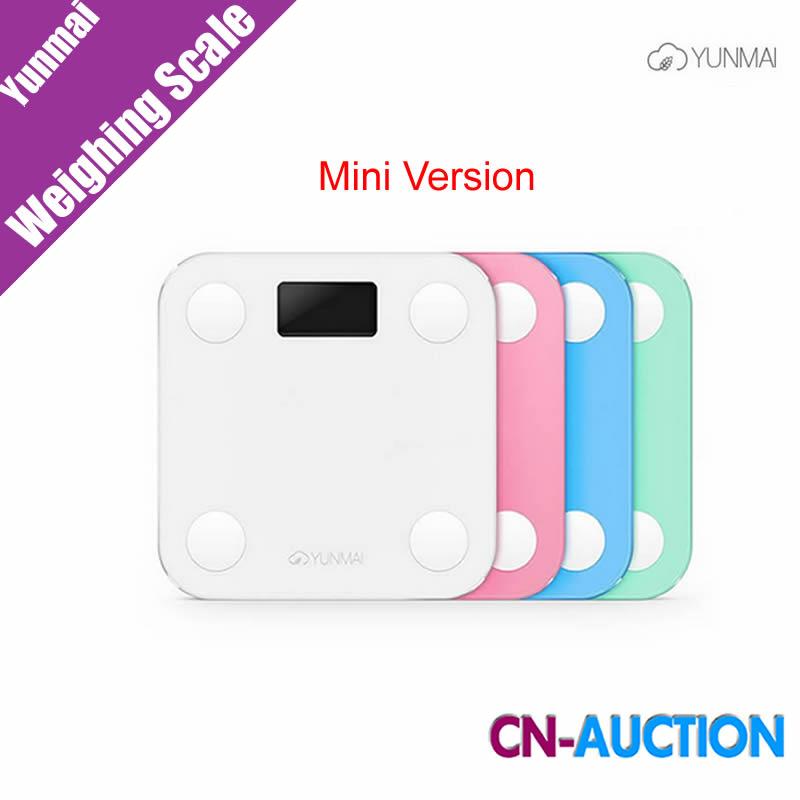 Original Yunmai Mini Smart Weight Scale Digital Scale Body Fat Scale H
