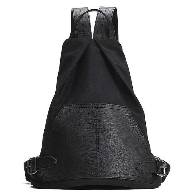 2015 новый британский стиль женщины рюкзак сумки мода нейлон пу лоскутное дорожные ...