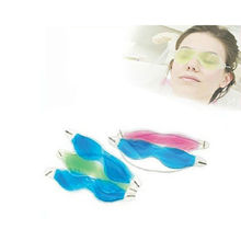 Gel Eye Relaxing Mask Shade Cover Soothing Headache Puffiness Tension Stress