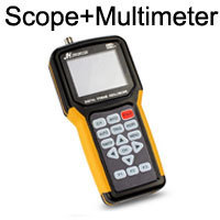 Jinhan 20MHz 200MSa/s handheld Digital oscilloscope and 4000 counts Digital Multimeter, JDS2012A,pocket oscilloscope,manufacture(China (Mainland))