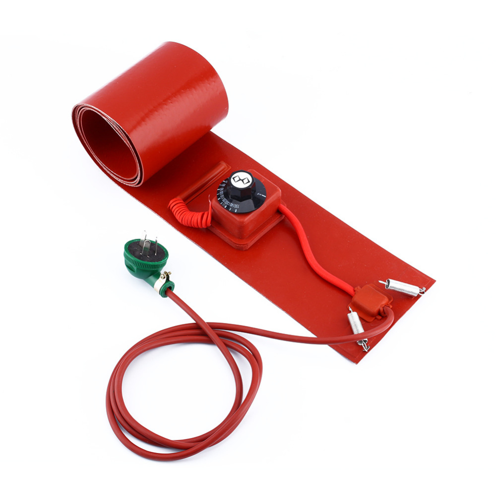 New 200L/55Gallon 240V 1000W Silicon Metal Oil Drum Heater dgz