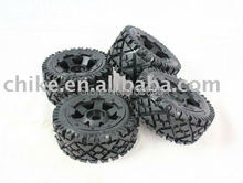 Buy 1/5 scale Baja 5B All Terrain Tyres all-terrain tires Front & Rear 4pcs/set 85145 for HPI KM RV BAJA 5B SS for $118.75 in AliExpress store