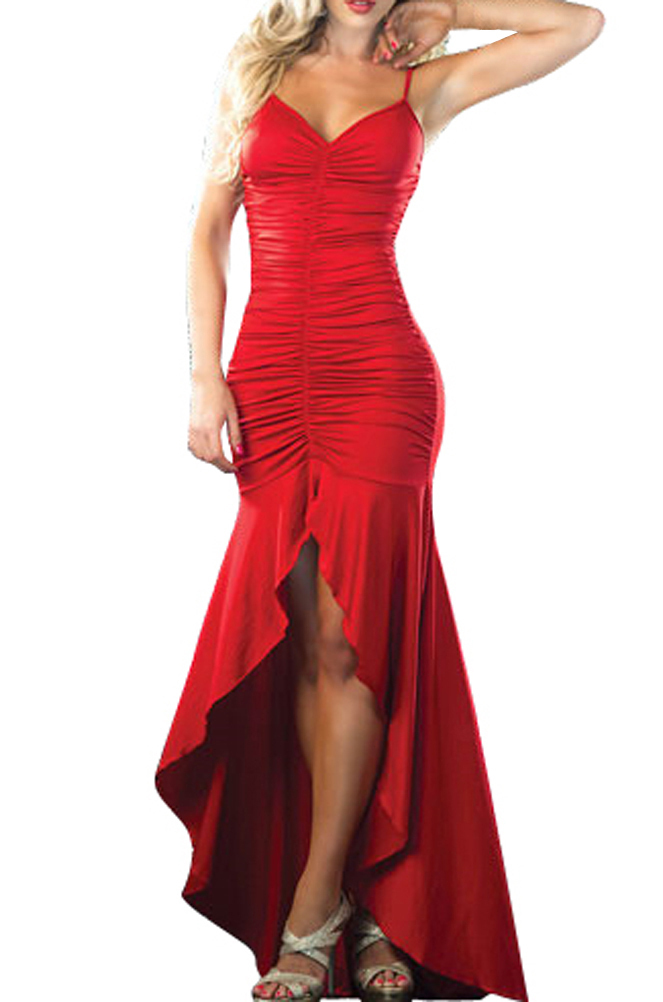 Free Shipping Women Dresses Vestidos Dresses Sexy Bandage Dress For Party 3 Color Redblack