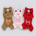 Oh My Puppy Dog Pet Clothes Cute Apparel Free Shipping Three Colors Dog Winter Cothes