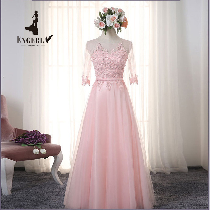 Real Photos Sexy Dresses Party Dresses Lace Up Back A Line Long Prom Dresses 2016 New Dresses In Stock(China (Mainland))